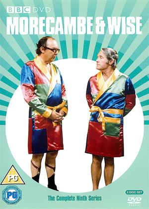 Rent Morecambe and Wise: Series 9 Online DVD Rental