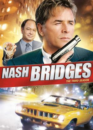 Rent Nash Bridges: Series 3 Online DVD Rental