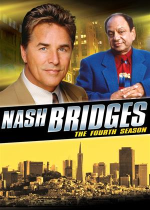 Rent Nash Bridges: Series 4 Online DVD Rental