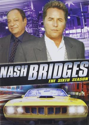 Rent Nash Bridges: Series 6 Online DVD Rental