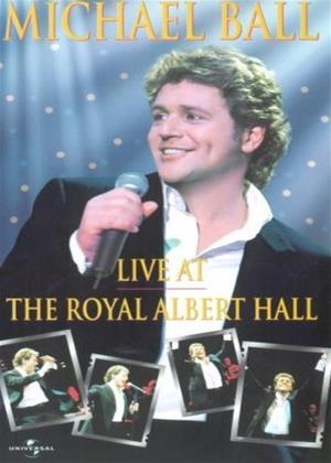 Rent Michael Ball: Live at Albert Hall Online DVD & Blu-ray Rental