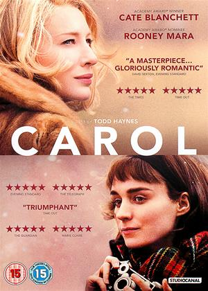 Rent Carol (aka The Price of Salt) Online DVD & Blu-ray Rental