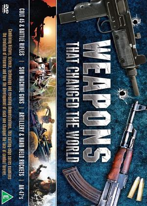 Rent Weapons That Changed War Online DVD Rental