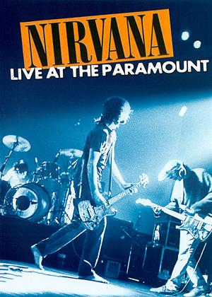 Rent Nirvana: Live at Paramount Online DVD Rental