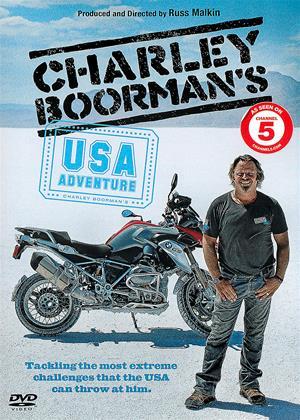 Rent Charley Boorman's USA Adventure Online DVD Rental