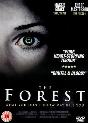 Rent The Forest (aka Creature Unknown) Online DVD Rental