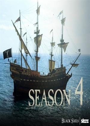 Rent Black Sails: Series 4 Online DVD Rental