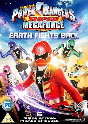 Rent Power Rangers: Super Megaforce: Vol.1 (aka Power Rangers: Super Megaforce: Earth Fights Back) Online DVD Rental