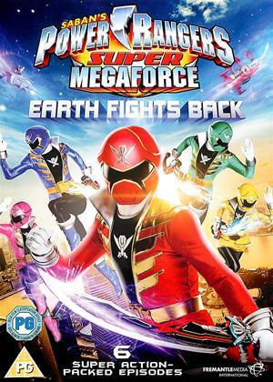 Rent Power Rangers: Super Megaforce: Vol.1 (aka Power Rangers: Super Megaforce: Earth Fights Back) Online DVD & Blu-ray Rental