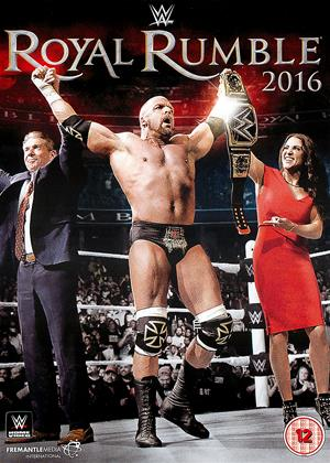 Rent WWE: Royal Rumble 2016 Online DVD Rental