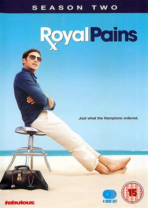 Rent Royal Pains: Series 2 Online DVD Rental