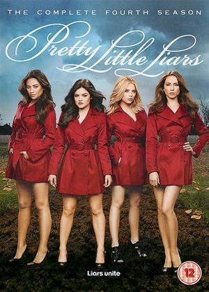 Rent Pretty Little Liars: Series 4 Online DVD Rental