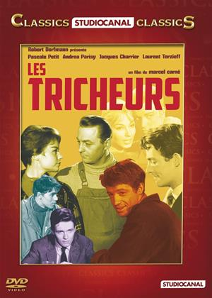 Rent Youthful Sinners (aka Les Tricheurs) Online DVD Rental