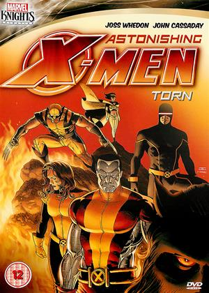 Rent Astonishing X-Men: Torn Online DVD Rental