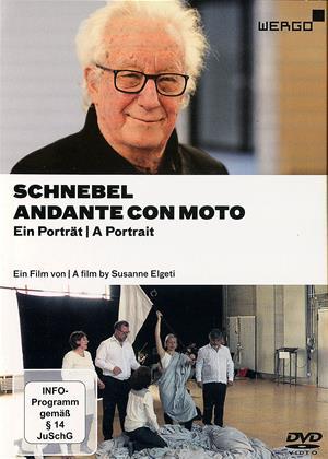 Rent Dieter Schnebel: Andanta Con Moto: A Portrait Online DVD Rental