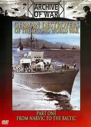 Rent German Destroyers of the Second World War: Part 1 Online DVD Rental