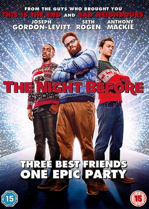 The Night Before Online DVD Rental