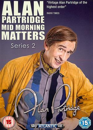 Rent Alan Partridge: Mid Morning Matters: Series 2 Online DVD Rental