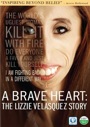 Rent A Brave Heart: The Lizzie Velasquez Story Online DVD Rental