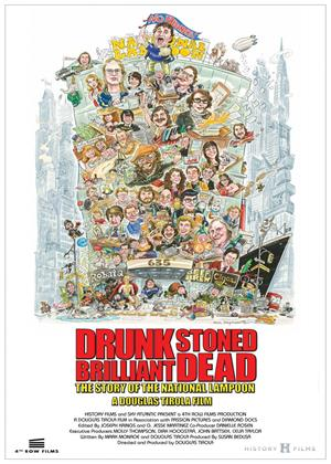 Rent National Lampoon: Drunk Stoned Brilliant Dead (aka Drunk Stoned Brilliant Dead: The Story of the National Lampoon) Online DVD Rental