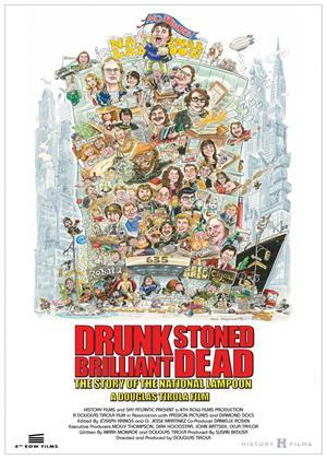 National Lampoon: Drunk Stoned Brilliant Dead Online DVD Rental
