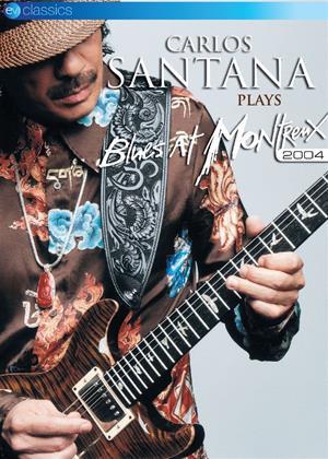 Rent Carlos Santana Presents: Blues at Montreux 2004 Online DVD Rental