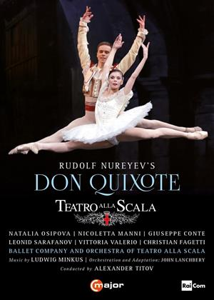Rent Don Quixote: La Scala Theatre Ballet Online DVD Rental