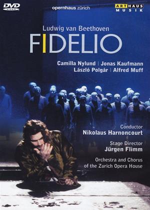 Rent Fidelio: Zurich Opera House (Nikolaus Harnoncourt) Online DVD Rental