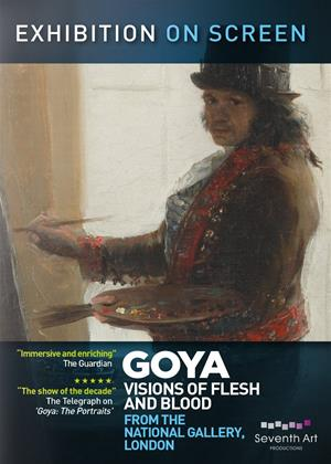 Rent Goya: Visions of Flesh and Blood Online DVD Rental