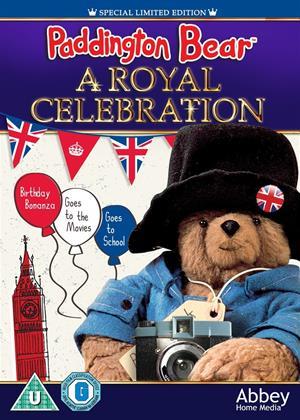 Rent Paddington Bear: A Royal Celebration Online DVD Rental