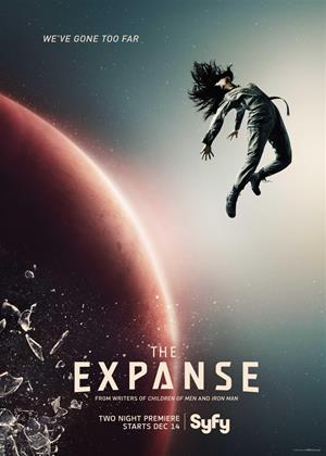 Rent The Expanse Online DVD Rental