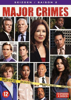 Rent Major Crimes: Series 2 Online DVD Rental