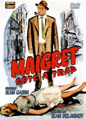 Rent Maigret Sets a Trap (aka Maigret tend un piège) Online DVD Rental