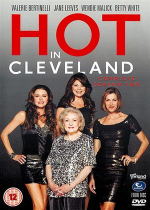 Rent Hot in Cleveland: Series 2 Online DVD Rental