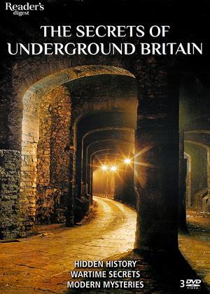 Rent The Secrets of Underground Britain Online DVD Rental