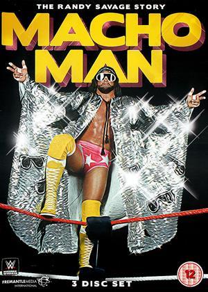 Rent WWE: Macho Man: The Randy Savage Story Online DVD Rental