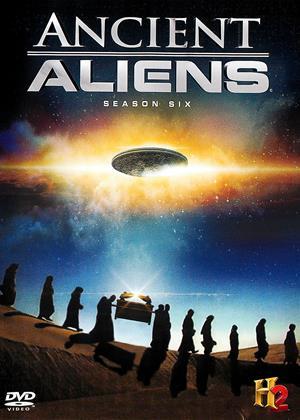 Rent Ancient Aliens: Series 6 Online DVD Rental