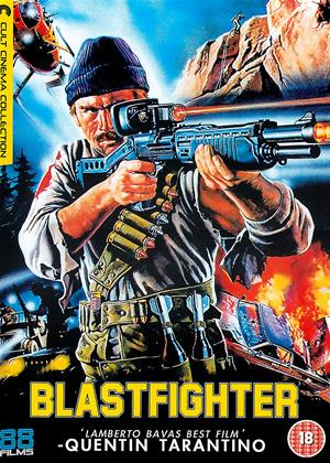 Rent Blastfighter (aka Force of Vengeance) Online DVD Rental