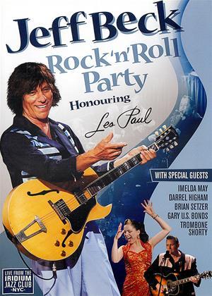 Rent Jeff Beck: Rock 'n' Roll Party: Honouring Les Paul Online DVD Rental