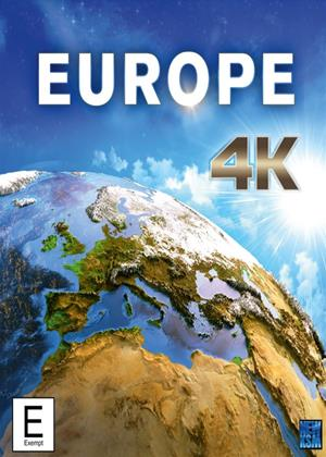 Europe 4K Online DVD Rental
