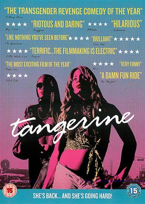 Rent Tangerine Online DVD Rental