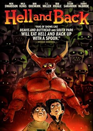 Rent Hell and Back Online DVD & Blu-ray Rental