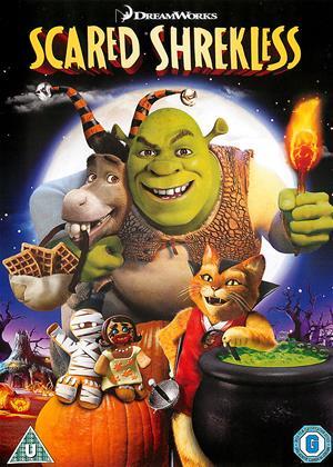 Rent Scared Shrekless Online DVD Rental