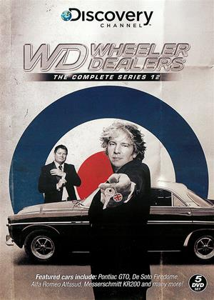 Rent Wheeler Dealers: Series 12 Online DVD Rental