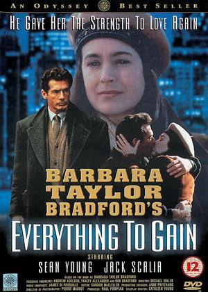 Rent Everything to Gain (aka Barbara Taylor Bradford Trilogy: Everything to Gain) Online DVD Rental