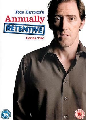 Rent Rob Brydon's Annually Retentive: Series 2 (aka Annually Retentive) Online DVD & Blu-ray Rental