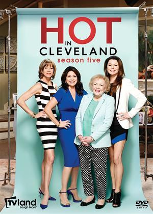 Rent Hot in Cleveland: Series 5 Online DVD Rental