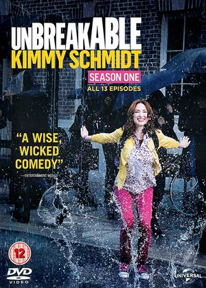 Rent Unbreakable Kimmy Schmidt: Series 1 Online DVD Rental