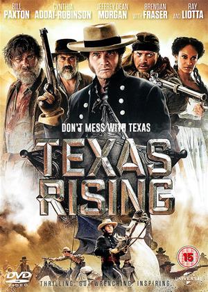 Rent Texas Rising Online DVD Rental