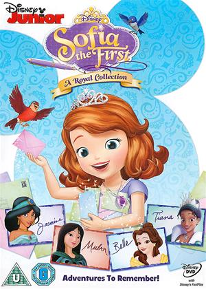Rent Sofia the First: A Royal Collection Online DVD & Blu-ray Rental